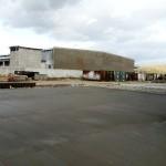 Изгражане на индустриален под от бетон, гр Кричим