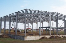 Шивашка фабрика и цех за матраци от метални конструкции
