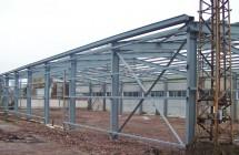 Метално хале №1, Севина-LTD, Ямбол