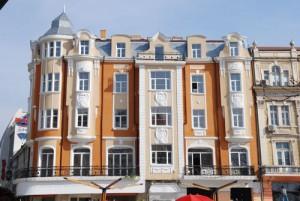 Реставриране на обществена сграда, Пловдив