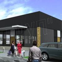 Изграждане на OUTLET магазин