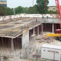 Реконструкция на сграда, Теди 95